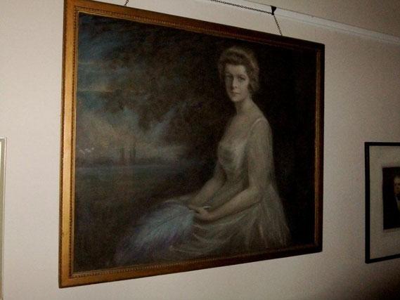 Mary Kirk Raffray picture in Edinburgh