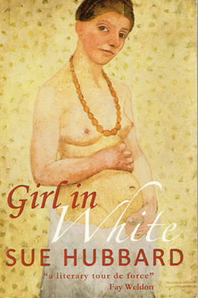 Girl in White Sue Hubbard