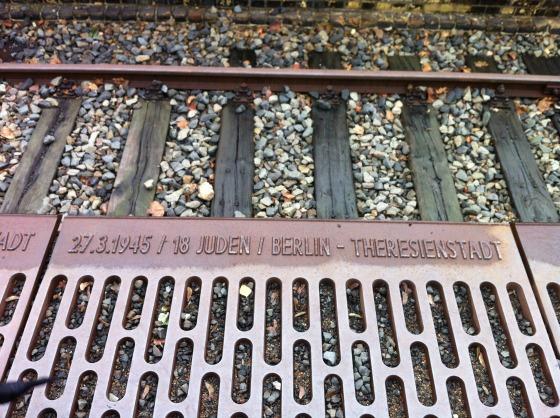Train Station memorial