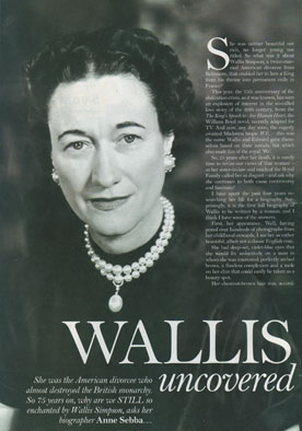 Why Does Wallis Simpson Continue to Fascinate