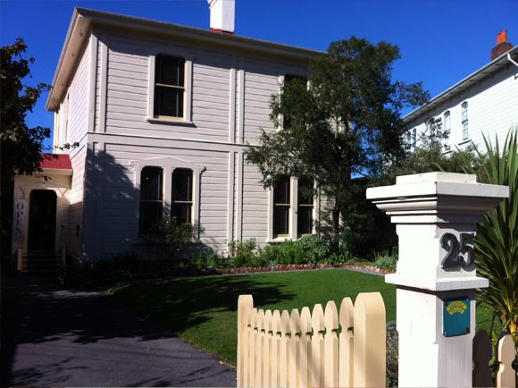 Birthplace of Katherine Mansfield