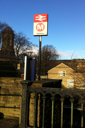 Saltaire Station