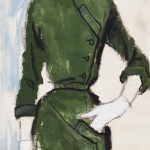Brian Stonehouse The Green Dress c 1955